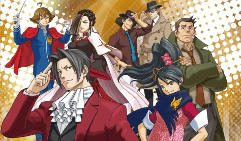 Ace Attorney Investigations 2 (DS)